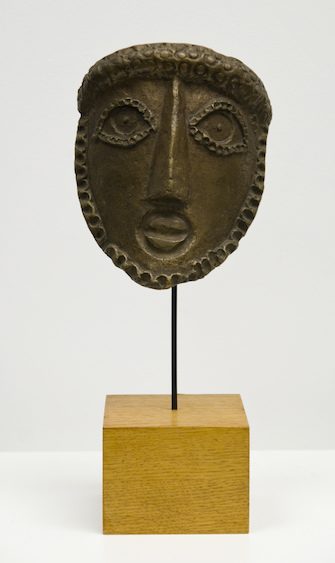 André Derain, Masque, around 1930, © VG Bild-Kunst, Bonn