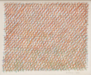 Piero Dorazio, untitled, 1961
