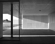 "Joachim Brohm, MMS BW III (from the series ""Mies Model Study (Golf Club) 2013-14""), 2014, © Joachim Brohm, VG Bild-Kunst, Bonn"