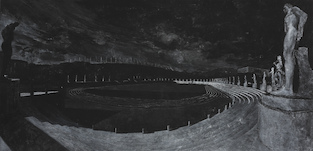 "Emma Stibbon, Stadio Dei Marmi (aus der Serie ""The Gods that Failed""), 2010"