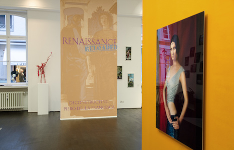 Renaissance Realoaded, Beck & Eggeling, Düsseldorf 2013 (c) Beck & Eggeling International Fine Art