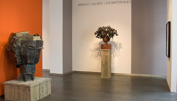 Manolo Valdés. Los Materiales, Beck & Eggeling International Fine Art, Düsseldor (c) Beck & Eggeling International Fine Art