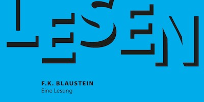 FK Blaustein. A reading