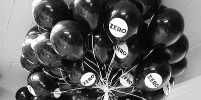 Balloon Event on the occasion of the ZERO Anniversary: and the Winner is...?!